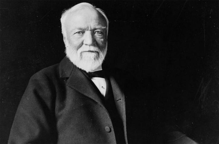 Andrew Carnegie (1835–1919AD)