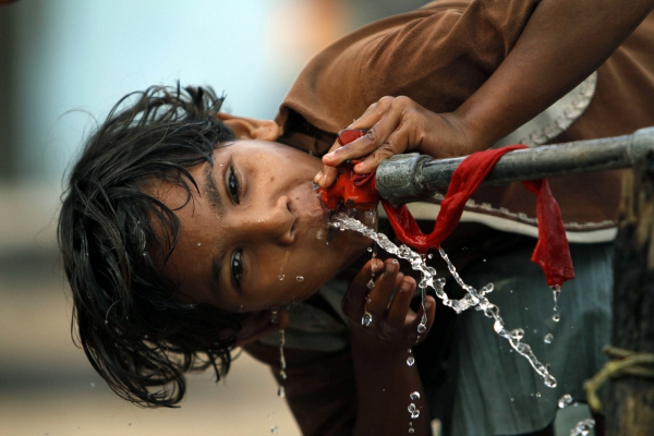Drinking water india