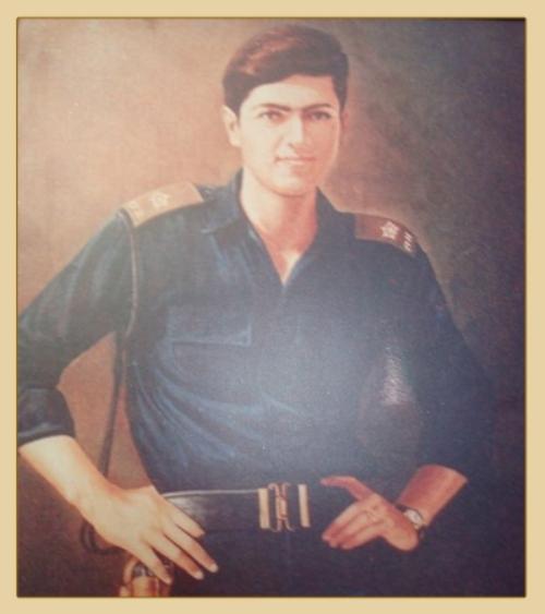 Second Lt. Arun Khetarpal 14th Param Vir Chakra Awardee