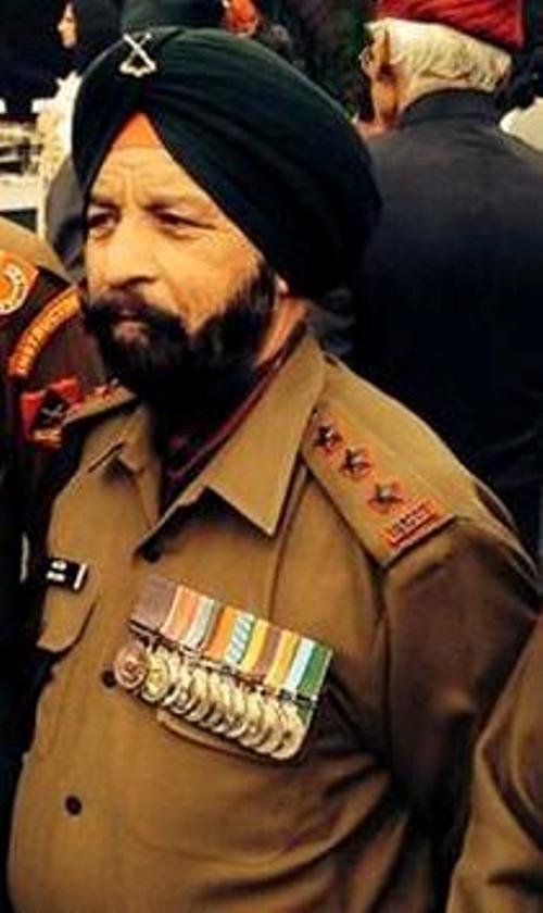 Naib Subedar Bana Singh 16th Param Vir Chakra Awardee