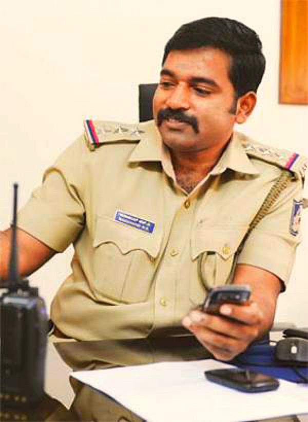 Rajagopalnagar police