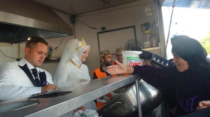 Turkish Couple Wedding
