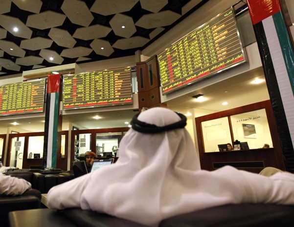 Dubai stock exchange gold