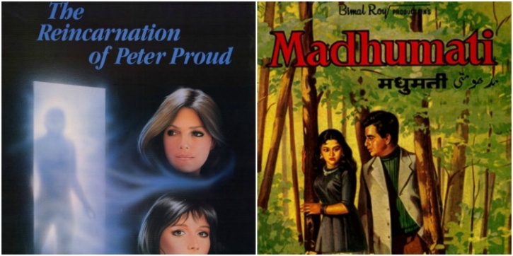 Madhumati and The Reincarnation of Peter Proud