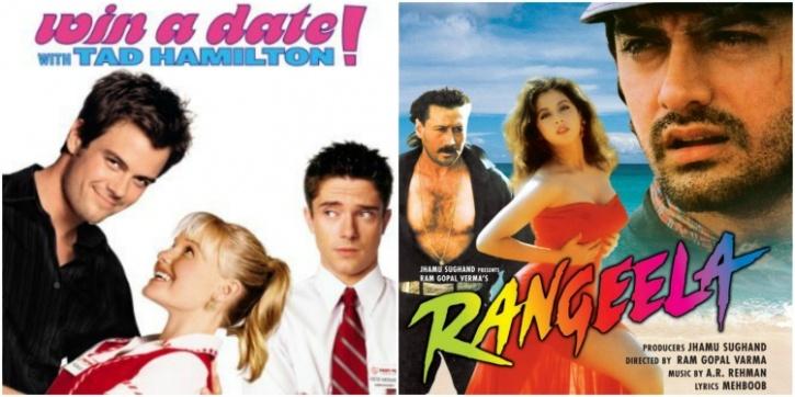 Win a date witj Tad Hamilton and Rangeela