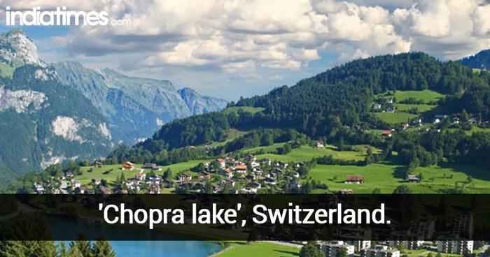Chopra Lake