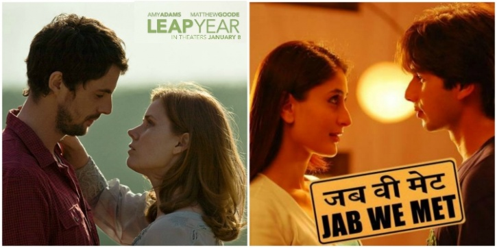 Jab We Met and Leap Year