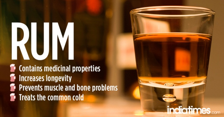 Health Benefits of Alcohol