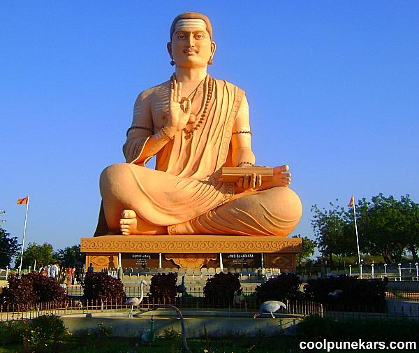 lingayat worship statue