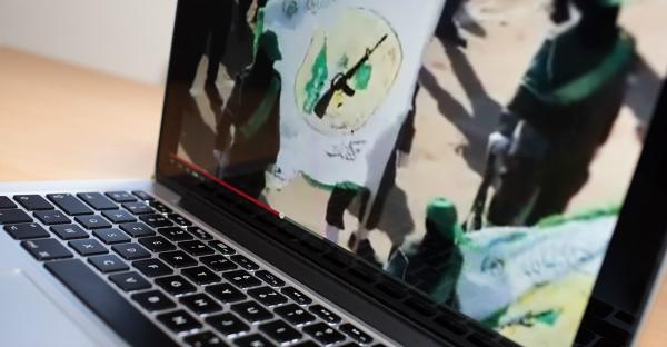 islamic terror online