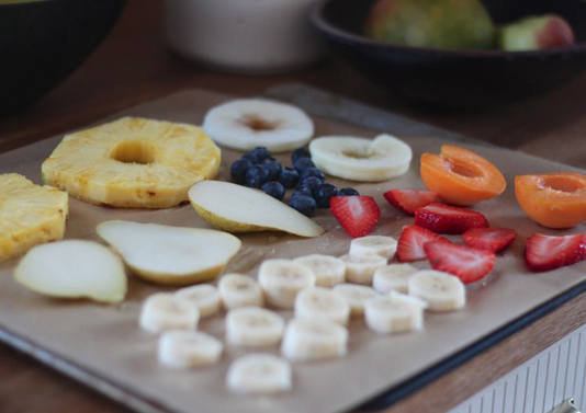 Make Dried Fruit At Home