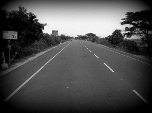 Haunted Road Trip