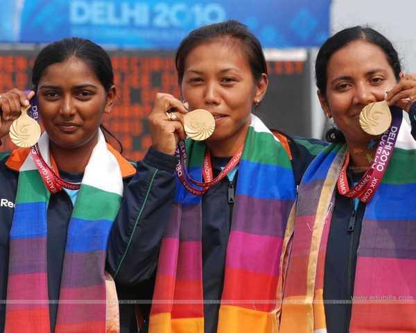 india olympics team 2016