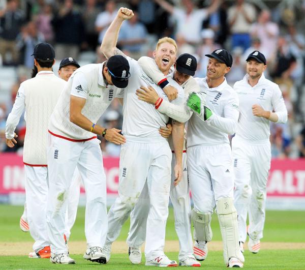 England Ashes Ben Stokes