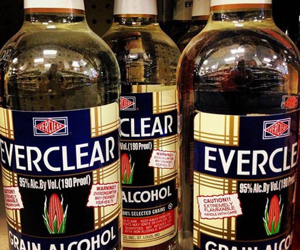 Strongest Alcoholic Drinks