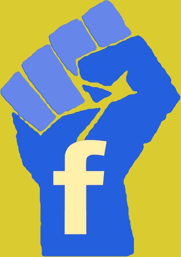 facebook fist