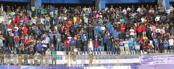I-League fans