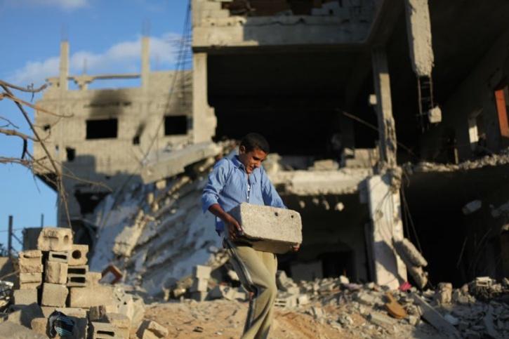 The Children Of The Gaza Strip