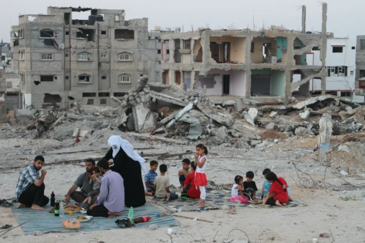 Kids Are The Most Affected In The Gaza Strip
