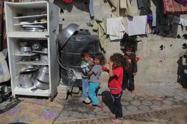 Children Of The Gaza Strip