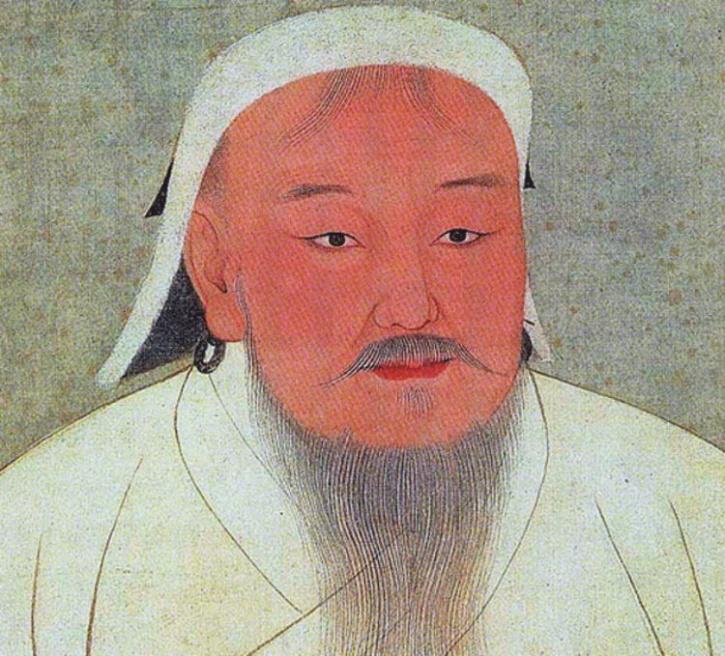 Genghis Khan (1162-1227AD)