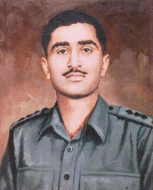 Captain Gurbachan Singh Salaria 6th Param Vir Chakra Awardee