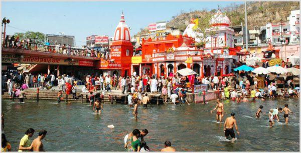 Haridwar present day