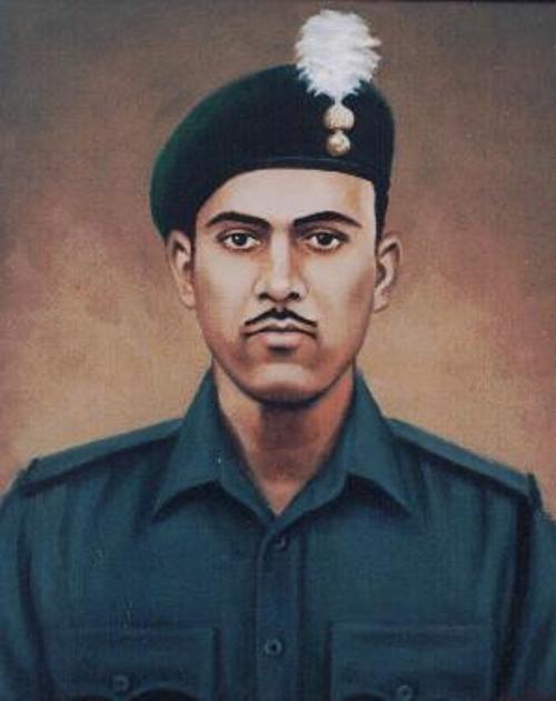Havildar Abdul Hamid 11th Param Vir Chakra Awardee
