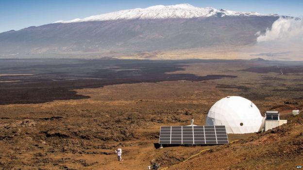 Nasa's year-long isolation experiment