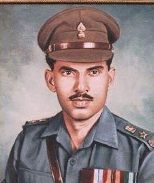 Major Hoshiar Singh 15th Param Vir Chakra Awardee