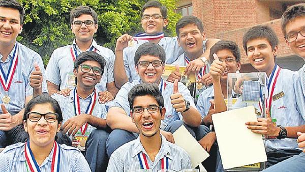 Noida's Amity International School NASA team