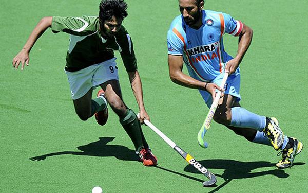 India vs Pakistan in hockey