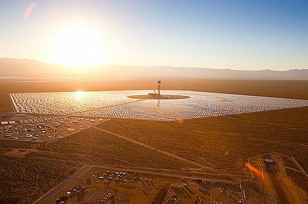 America solar plant