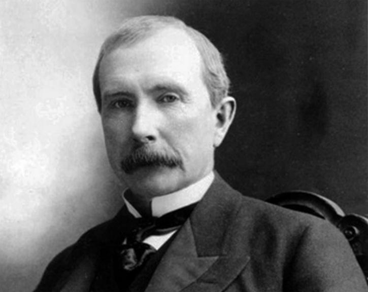 John D Rockefeller (1839–1937AD)