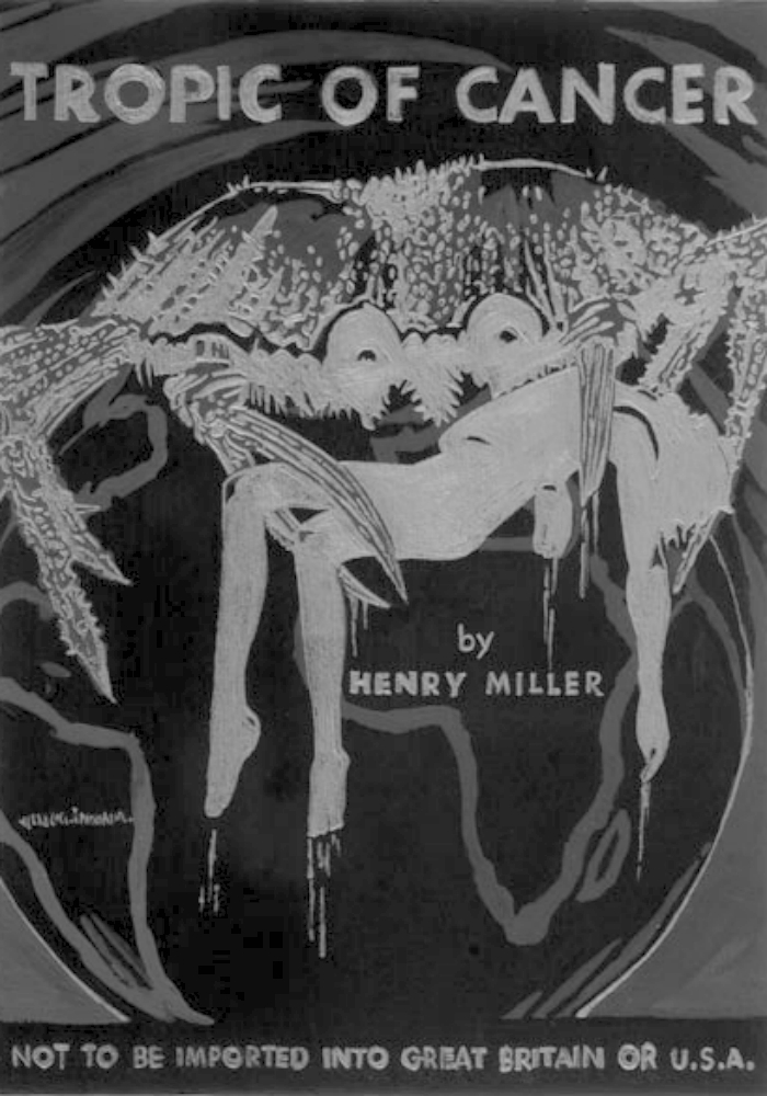 herny miller tropic of cancer