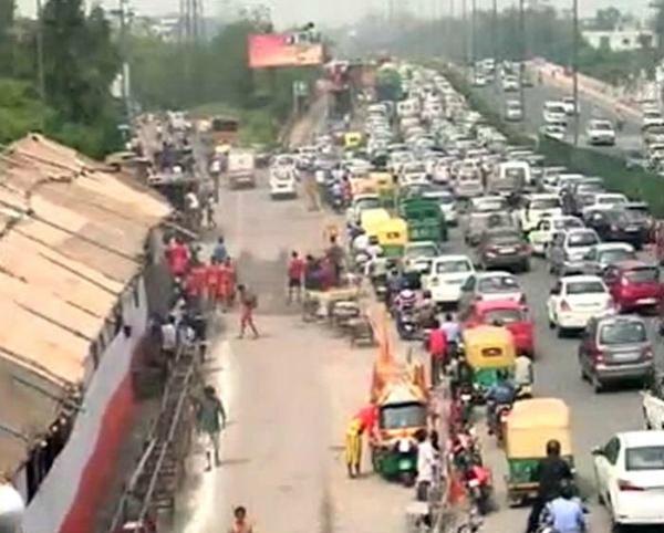 delhi kanwariya menace