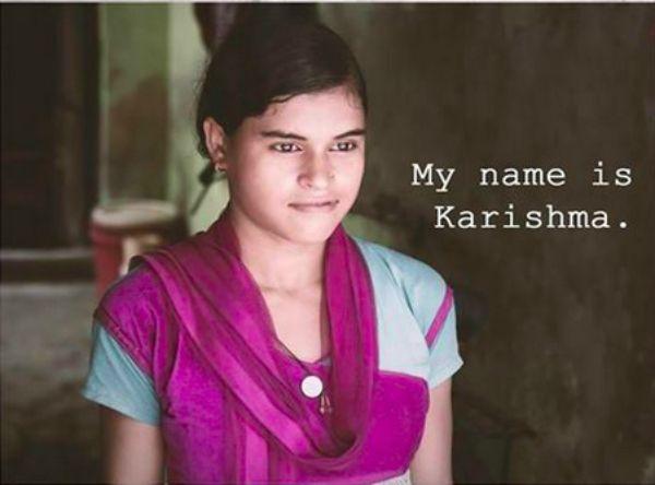 Karishma, Prayas NGO