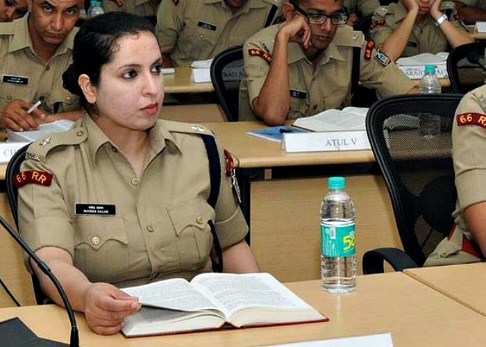 lady ips officer Dr Ruveda Salam Kashmir