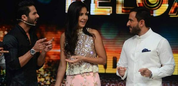 Shahid and Saif