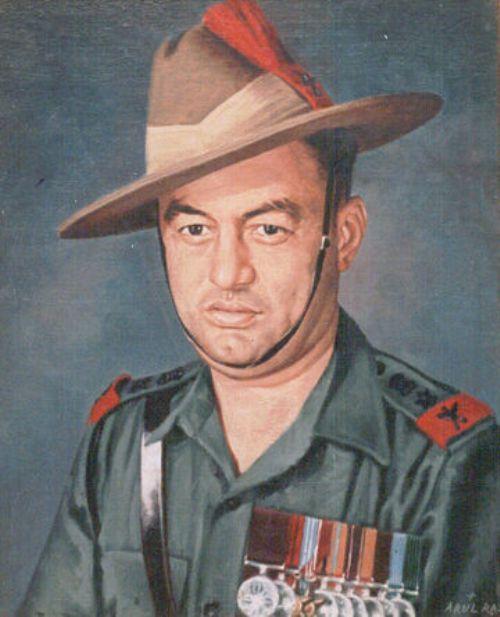 Major Dhan Singh Thapa 7th Param Vir Chakra Awardee