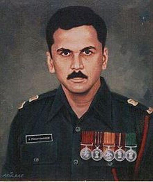 Major Ramaswamy Parameswaram 17th Param Vir Chakra Awardee