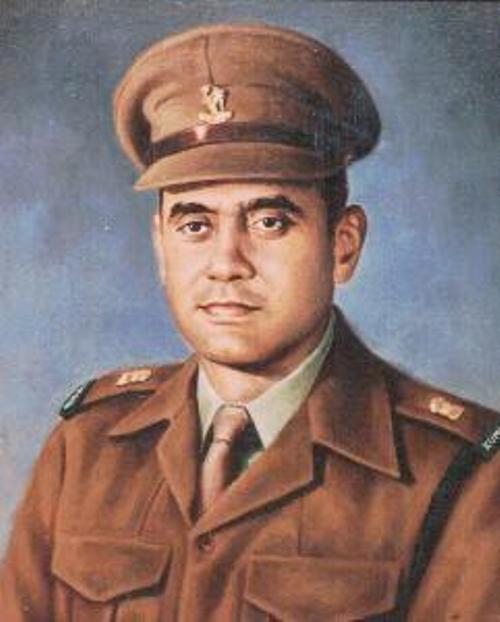 Major Shaitan Singh 9th Param Vir Chakra Awardee
