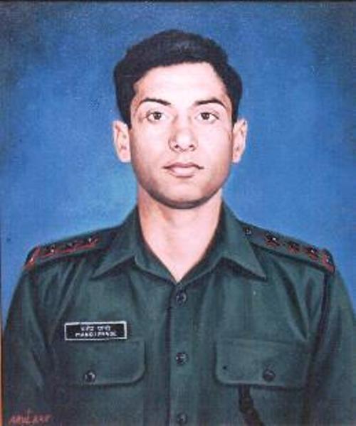Lt. Manoj Kumar Pandey 19th Param Vir Chakra Awardee