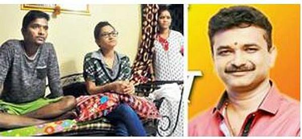 family threatened facebook shiv sena