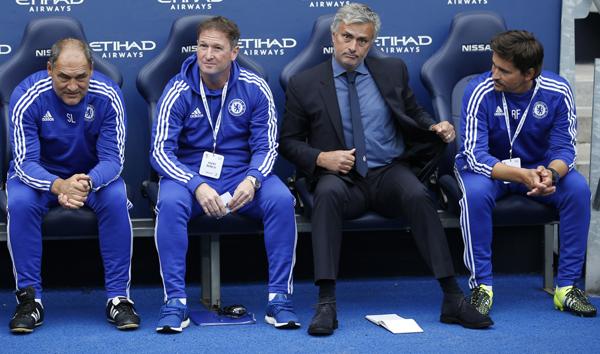 Chelsea under Jose Mourinho