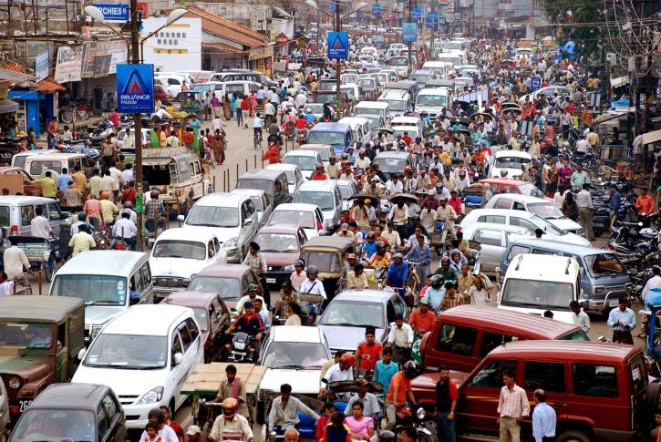 mumbai's traffic jam