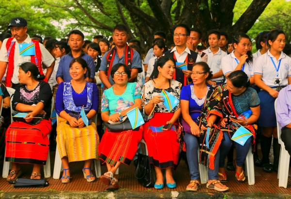 Naga women