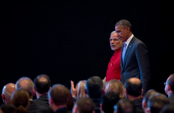 Modi Obama-Friends