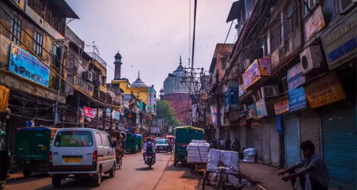 Ole Delhi
