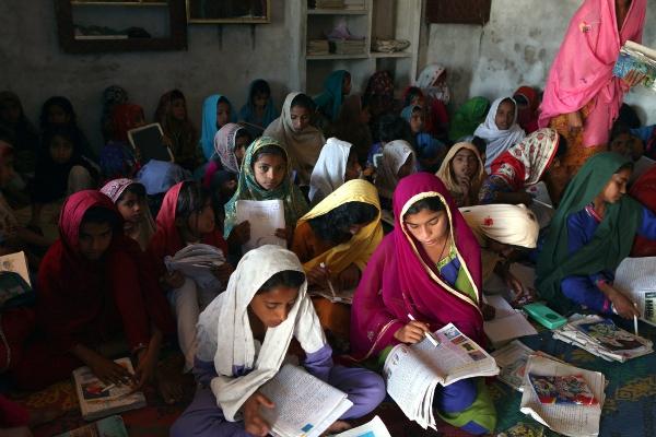 Pakistan girl school